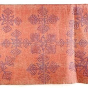 Barkcloth (Kapa moe) Hawaiian Islands, late 19th century Textiles