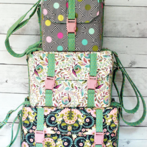 Ansel Camera Bags by Mon Petite Biscuit