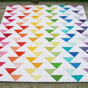 Cutting Edge Quilt by Fresh Lemon Quilts