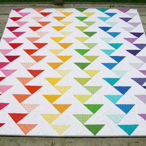 Cutting Edge Quilt by Fresh Lemon Quilts
