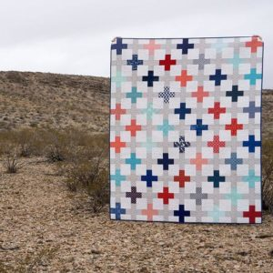 Stay Positive by Christa Quilts