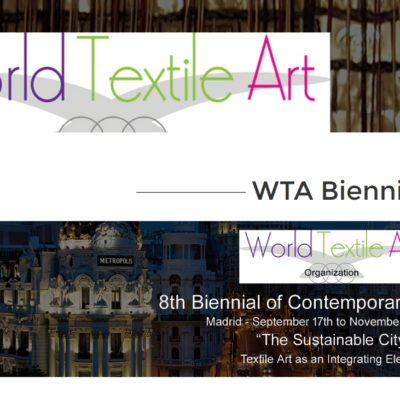 WORLD TEXTILE ART MADRID