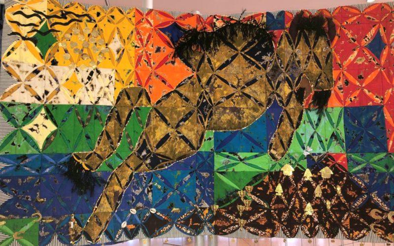 """"""" Uhamiaji Wanyumbu"""", di Kenya Quilt Guild"""