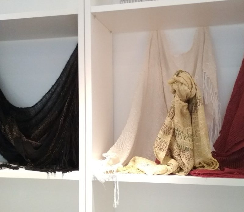 Shawls of different qualities and design