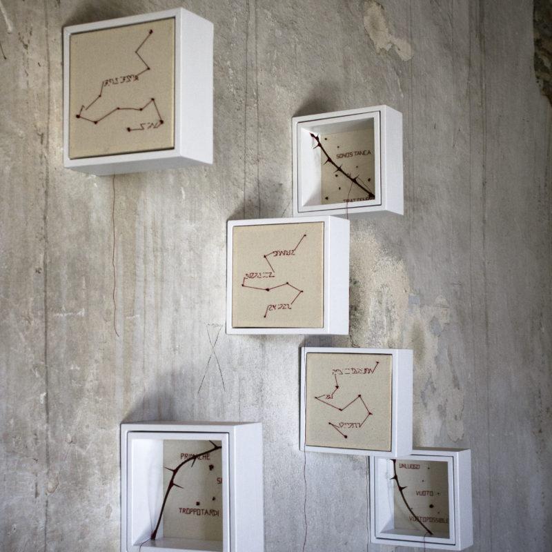 """""""Costellazioni"""", copyright Ilaria Margutti"""