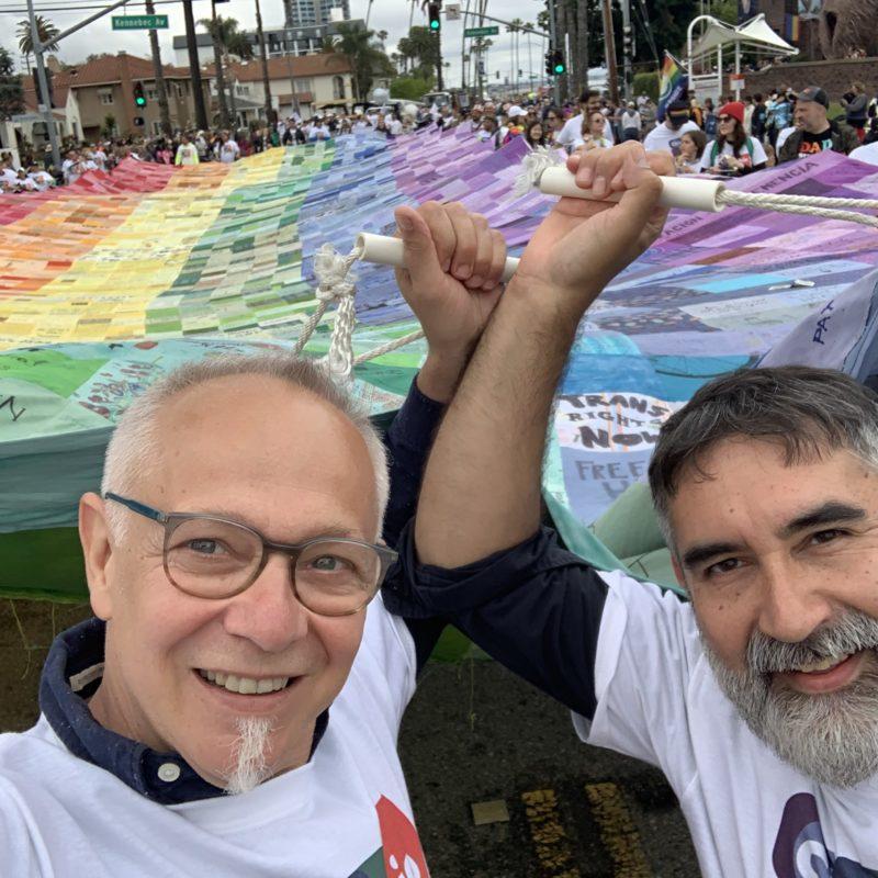 Chiachio& Giannone Pride Parade