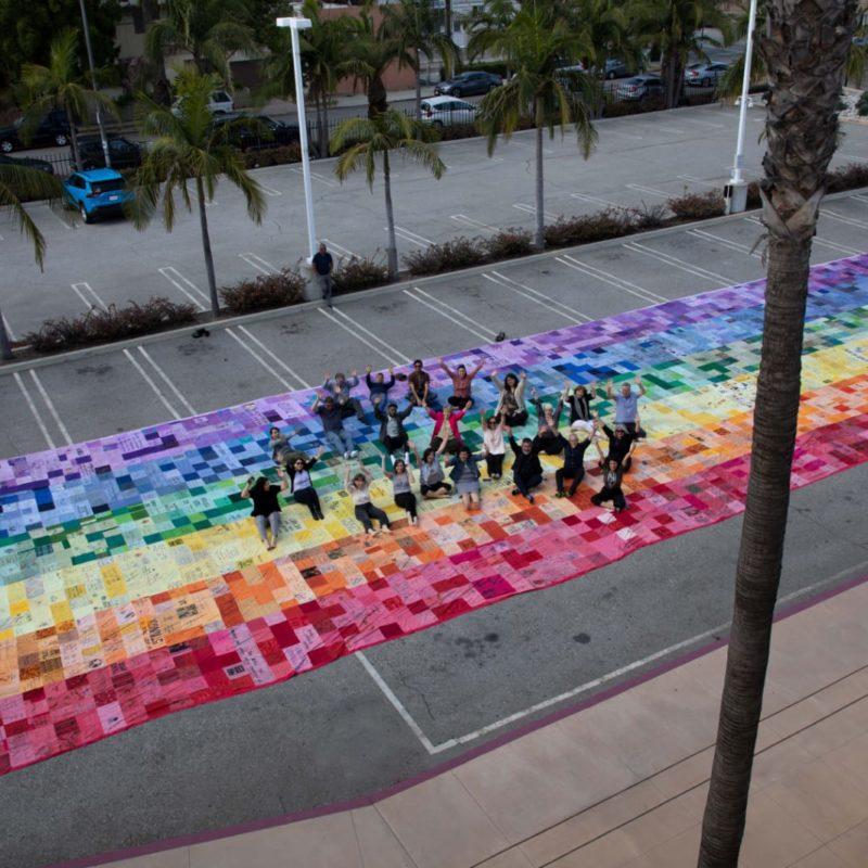 Chiachio& Giannone Pride Flag California