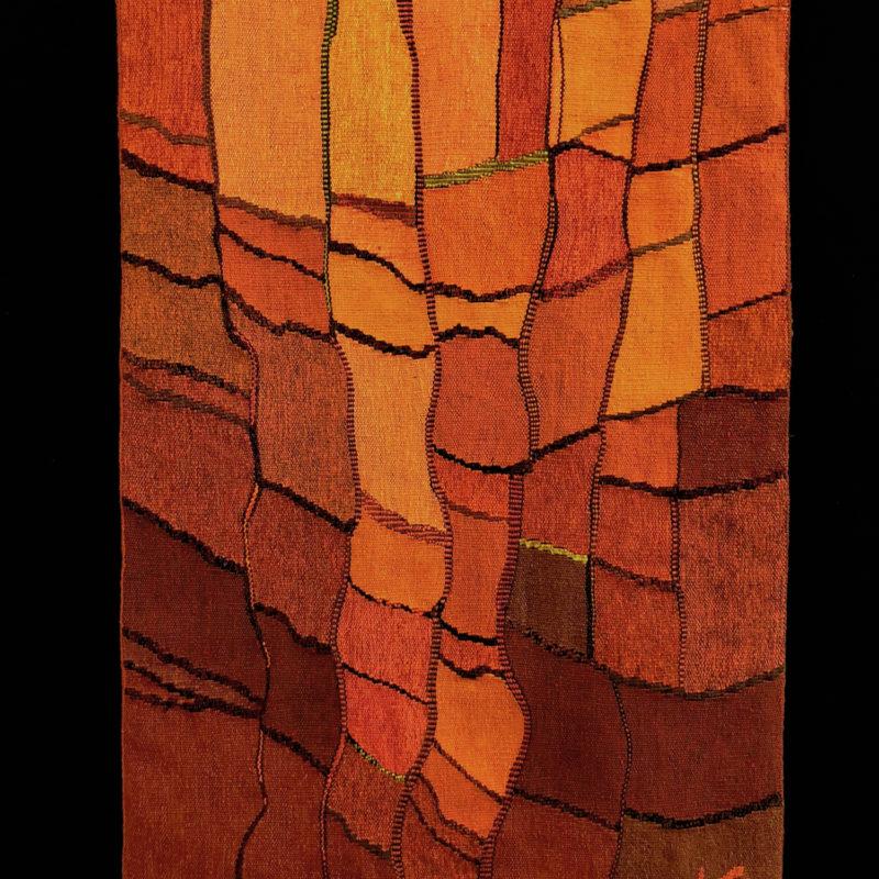 """Shift"", 40 x 25"", 100 x 65 cm, copyright Alex Friedman"
