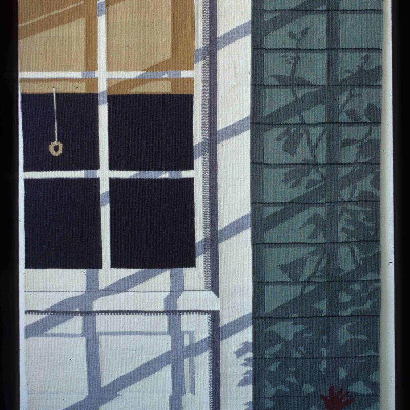 """Trellis"", 48.5 x 37"", 122 x 95 cm, 1992, copyright Alex Friedman"