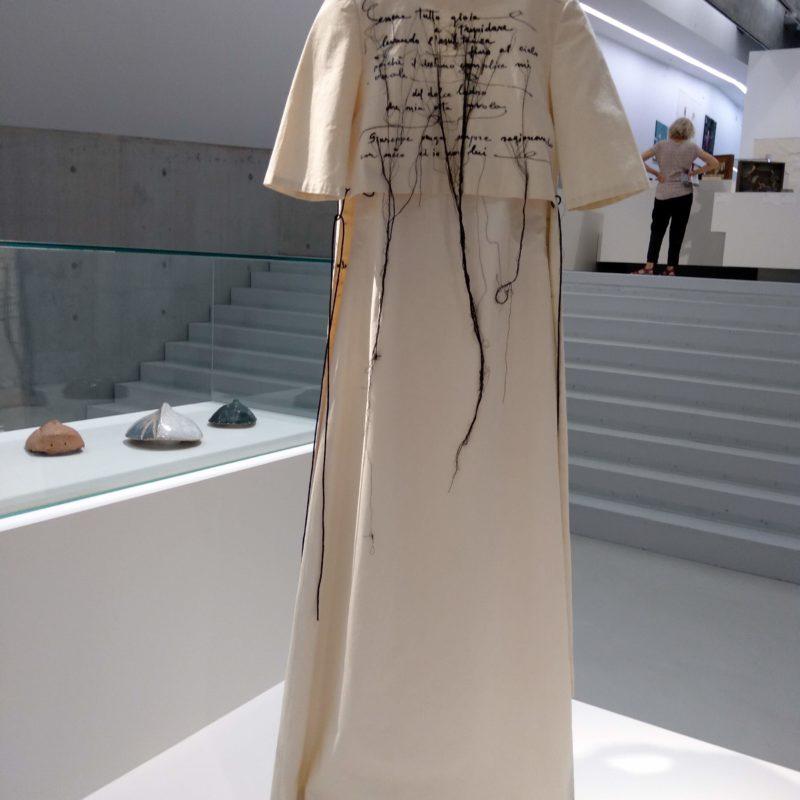 abito da sposa - 2004 (retro)