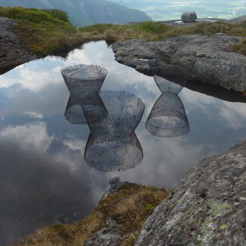 """Ultima"" In the mountain 2015 Photo Gjertrud Hals, copyright Gjertrud Hals"