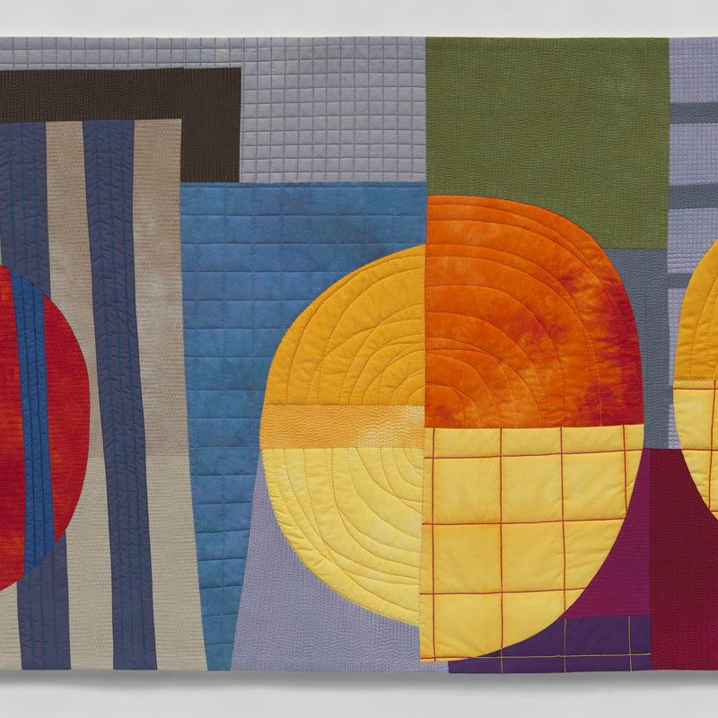 """SPP11"", 34' X 89', 2012, copyright Karen Schulz"