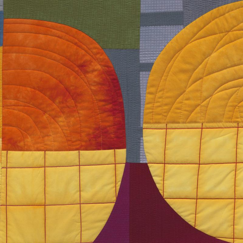 """SPP 11-detail"",34'X 89', 2012, copyright Karen Schulz"