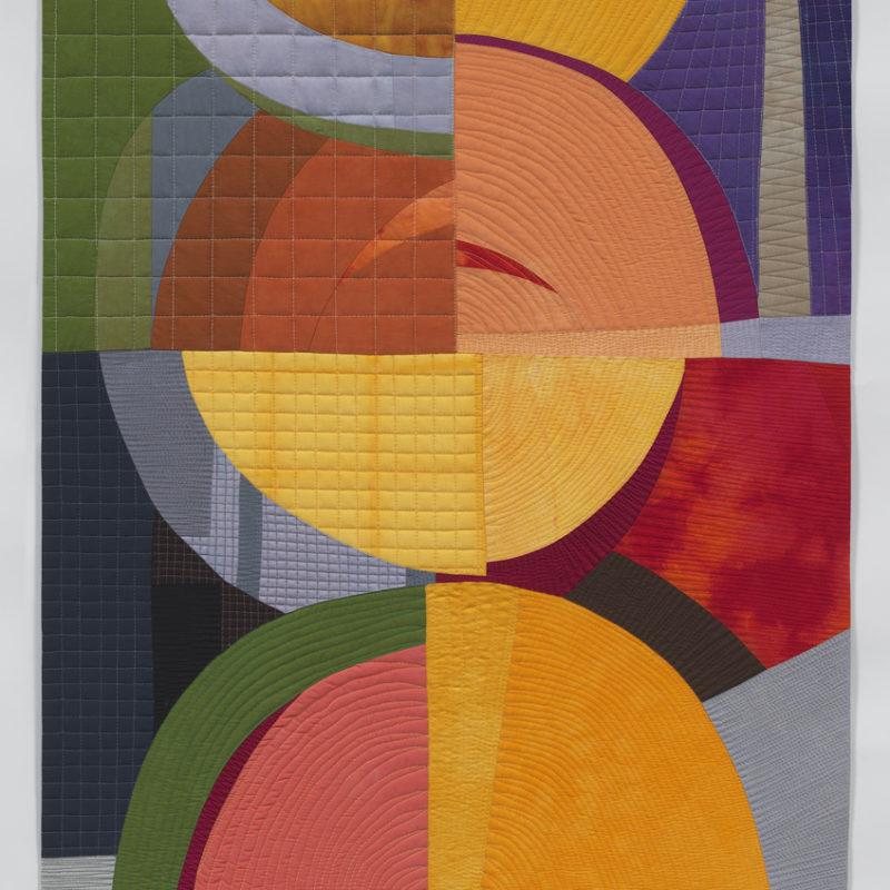 """SPP 12"", 69' X 28', 2012, copyright Karen Schulz"