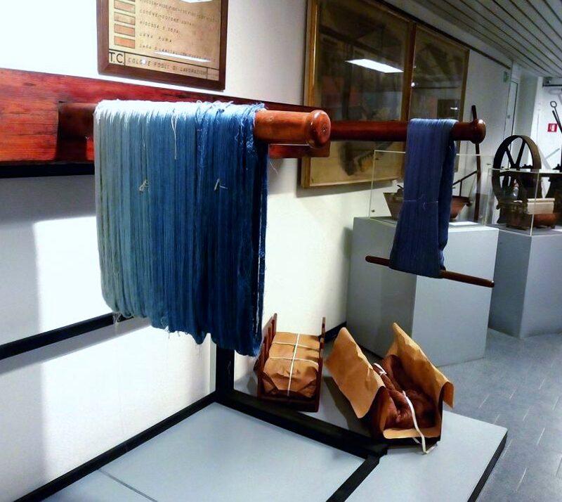 L'immagine è proprietà del Museo didattico della Seta – Como