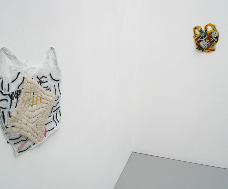 """""""Never Uses"""" solo exhibition at Kate MacGarry, London 2014, copyright Josh Blackwell"""