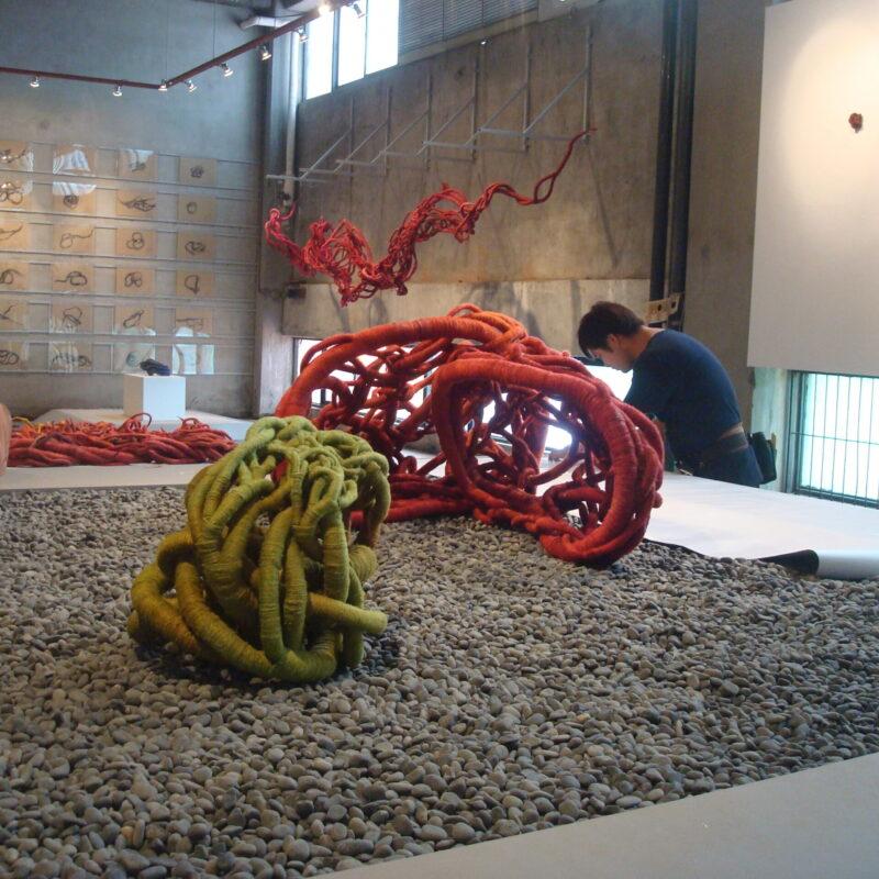Cheongju Craft Biennale, 2013, copyright Aude Franjou