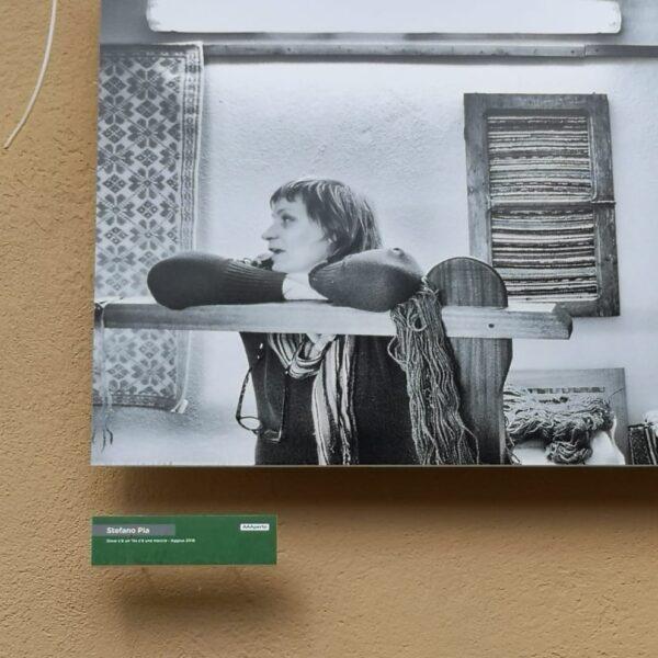 """""""Being is weaving"""", ph.credit Chiara Marci"""