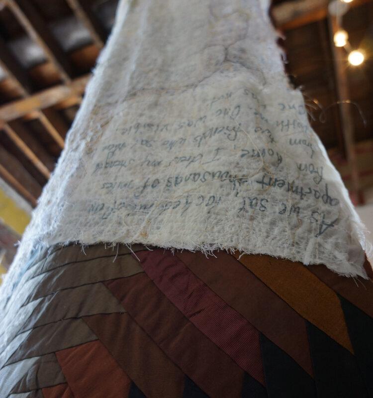home[maker] - Plenum Space Gallery, installation shot - exterior copyright Catherine Reinhart
