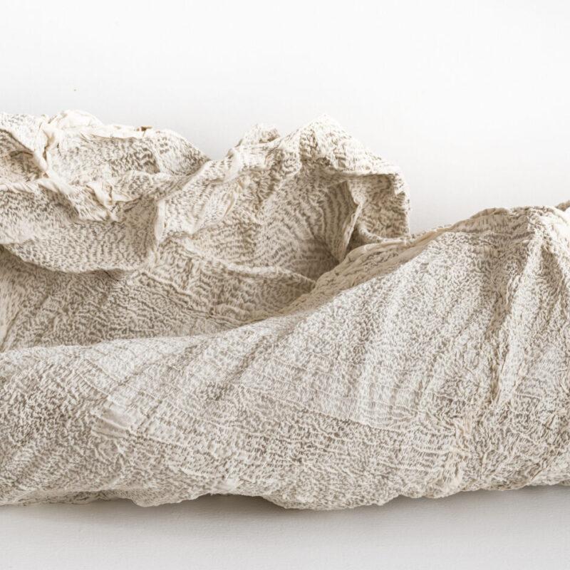 """""""Matière d'imagination pour pétrisseur paresseux"""", 60x150x50cm, 2018, copyright Sandrine Thièbaud Mathieu (France)"""