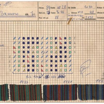 1962 - Schede 3 Zephir Brennero 3a