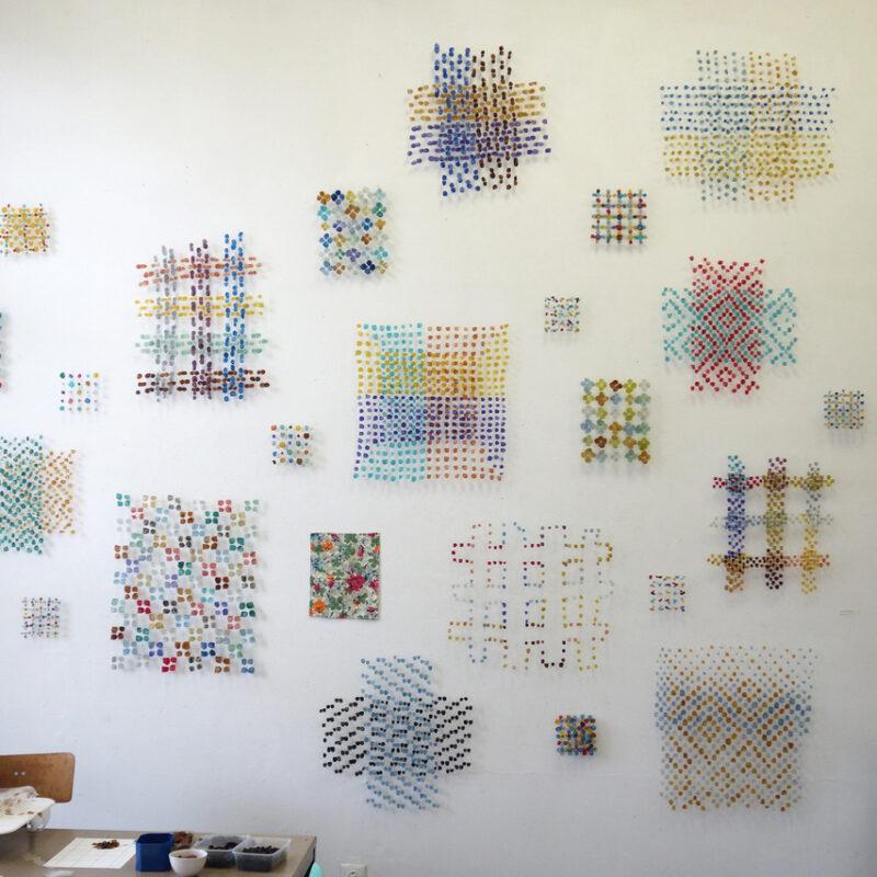 Studio, October 2019, copyright Marian Bijlenga
