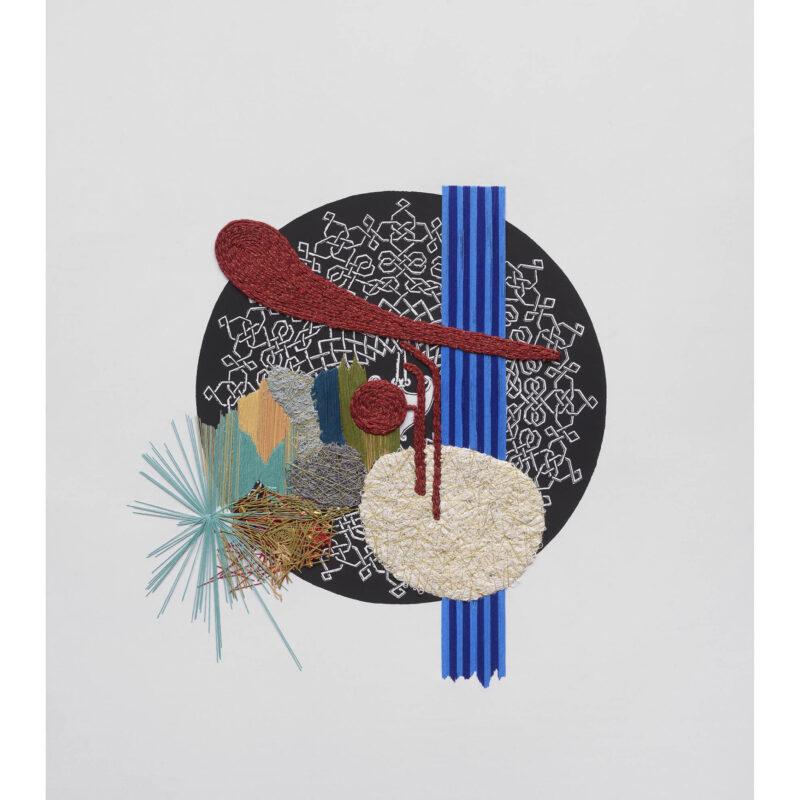 """Sin título"", 2017, 120x100 cm, copyright Ana Seggiaro"