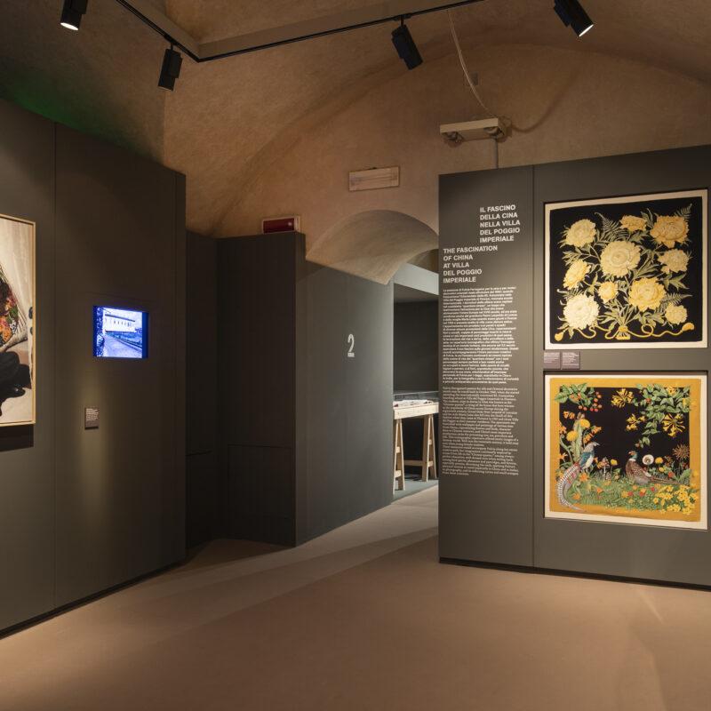 Museo Salvatore Ferragamo - Sezione 2 | Video sulla vita nell'educandato della Villa del Poggio Imperiale a Firenze girato dalla RAI, 1955. Collezione privata