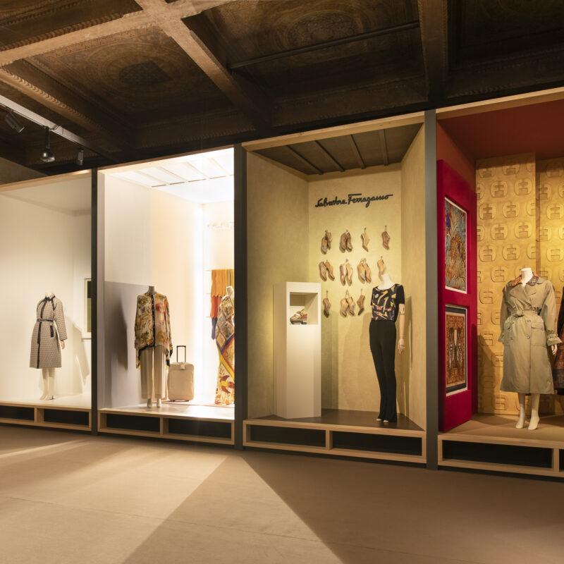 Museo Salvatore Ferragamo - Sezione 9 | Decadi