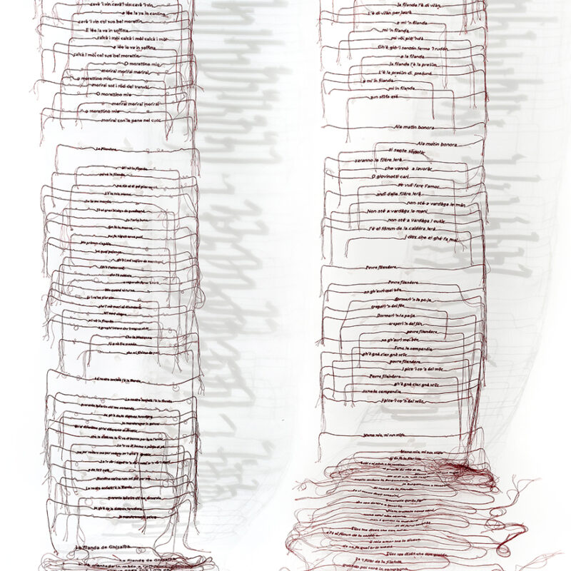 Unfildivoce -  Copyright Silvia Beccaria