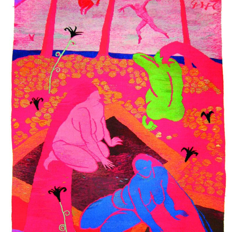 Andra Dīriņa (1970). Primavera/ Spring. 1996