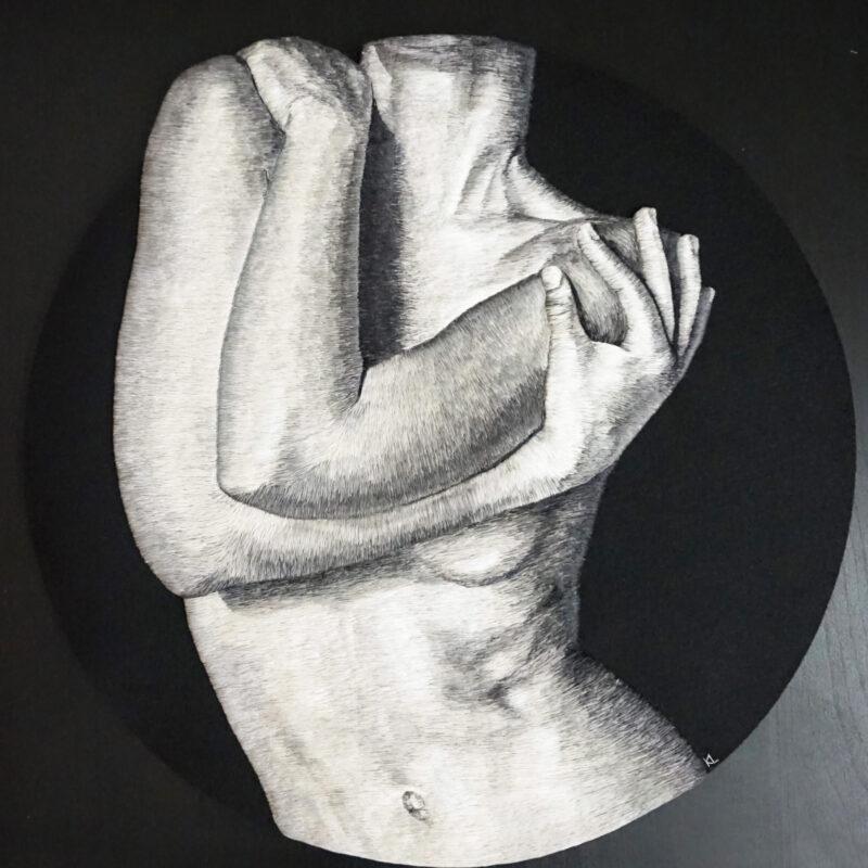 Katrīna Leitēna (1995). Indescriptible / Inexpressible. 2020
