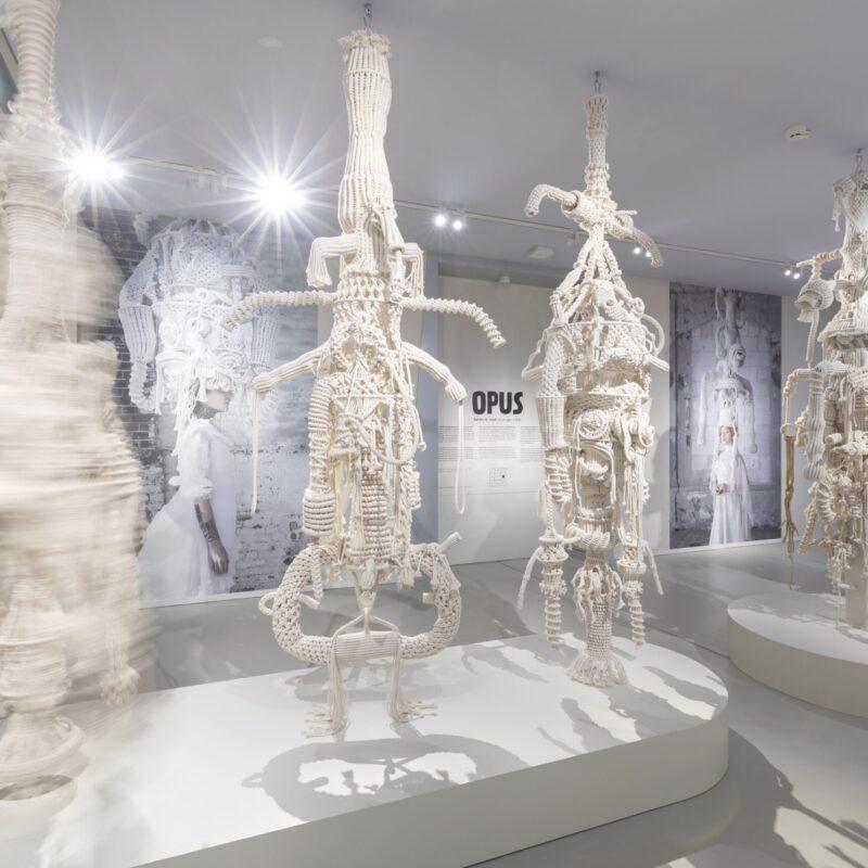 Groninger Museum, Kinderbiennale, foto Heinz Aebi