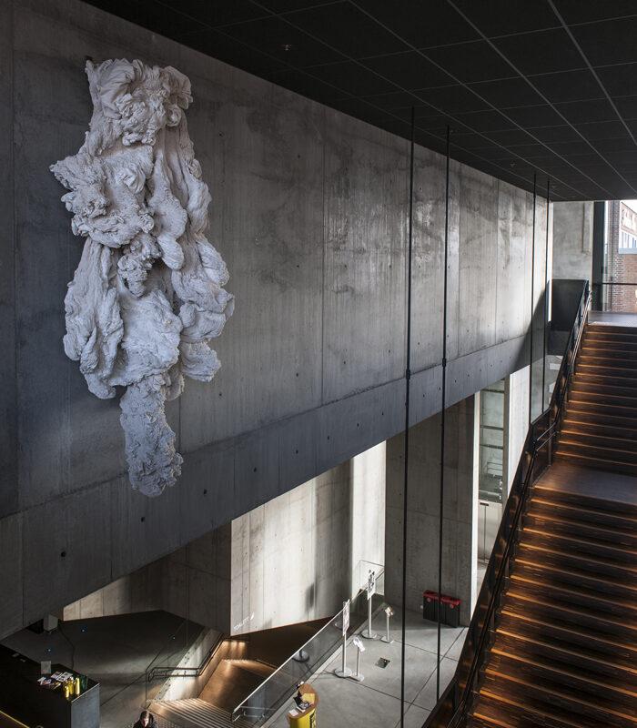 Public Commission, 2016 The House of Culture, Hamar Photo: Jiri Havran