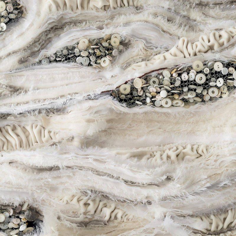 SOUS LA PEAU DE L'HIVER, 2018, Résidence de création et exposition solo, Maison Félix-Leclerc de Vaudreuil, copyright Tina Struthers