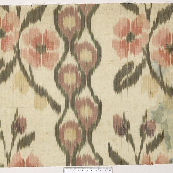 AS 138, taffetà chinè, 1765 - 1775, Lione, Francia