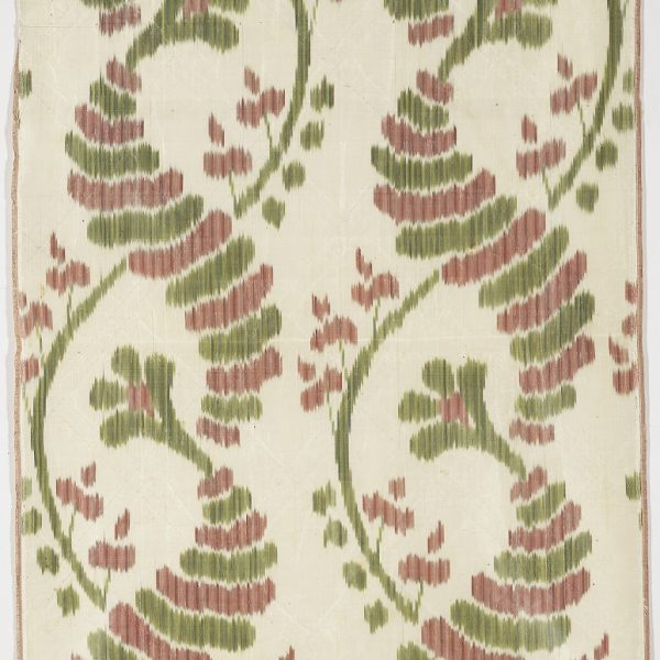 AS 427, taffetà, chiné 1765 - 1770, Lione, Francia